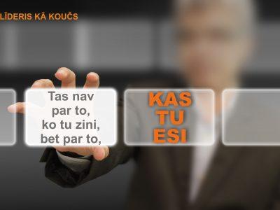 Koučings biznesā – Progresīvi. Mūsdienīgi. Efektīvi!