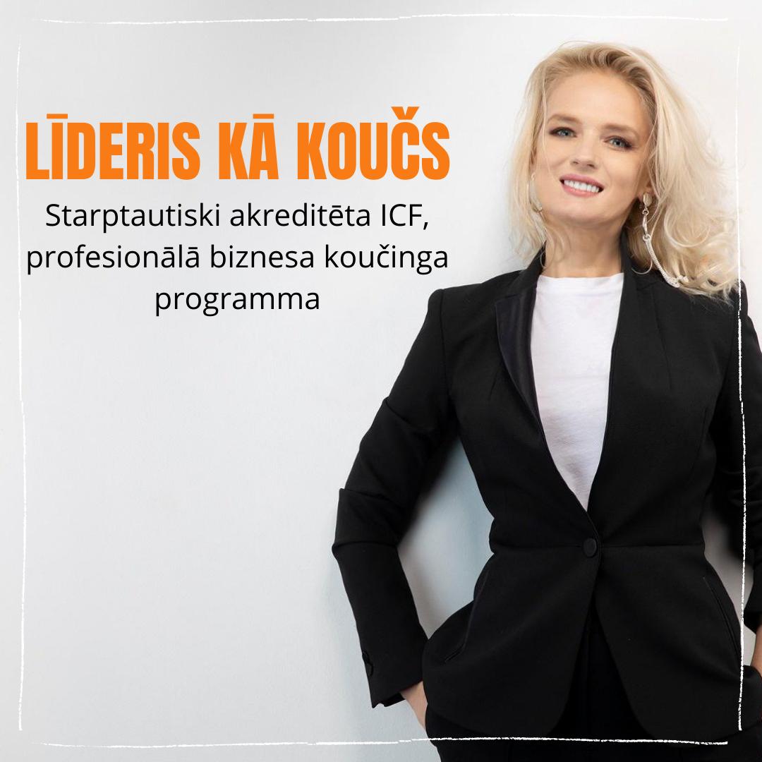 Starptautiski akreditēta ICF, profesionālā biznesa koučinga programma-Līderis_kā_koučs